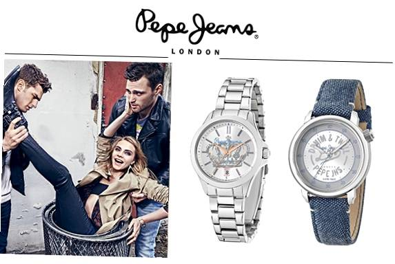 PEPE JEANS LONDON watches